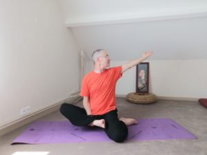 Posture Yoga Thaï